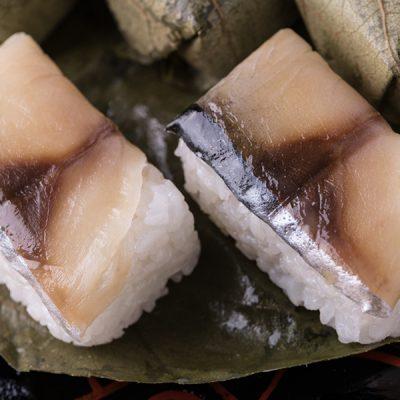 柿の葉寿司7個セット(鯖)