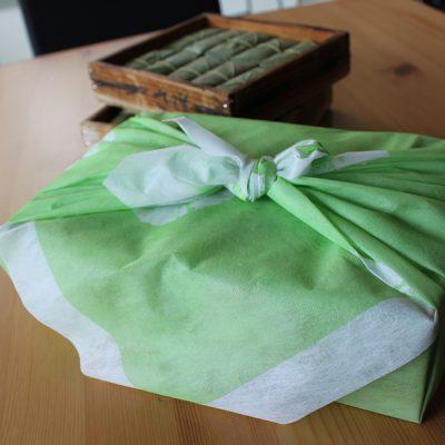柿の葉寿司28個セット(鮭鯖コンビ)
